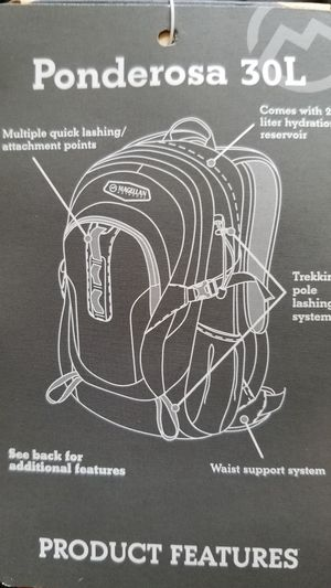 30L Hydration backpack for Sale in Tigard, OR