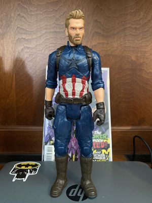 Captain America action figure for Sale in Bedford, MA