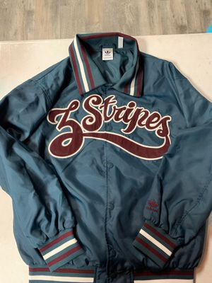 Adidas Bomber Jacket size Small for Sale in Lynwood, CA