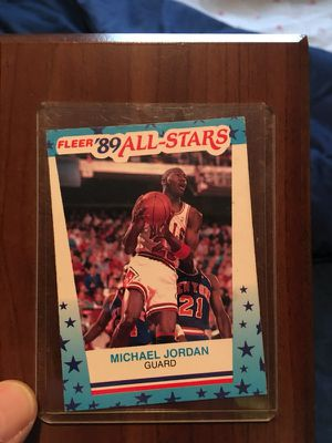 Michael Jordan for Sale in Humble, TX