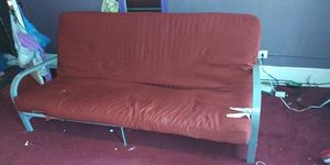 Futon and mattress for Sale in Cleveland, OH