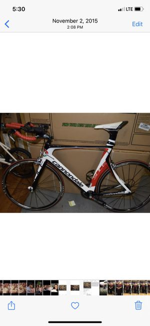 Cannondale Slice Marathon bike for Sale in Queens, NY