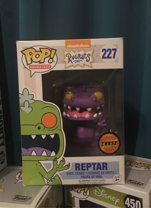 Chase Variant Purple Reptar Funko Pop for Sale in Nuevo Laredo, MX