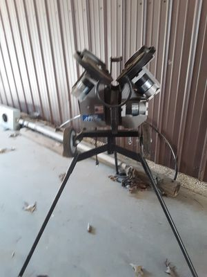 Hack Attack Jr baseball pitching machine for Sale in Sumrall, MS