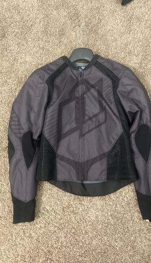 Icon motorcycle jacket for Sale in Denver, CO