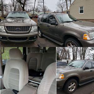 2004 Ford Explorer for Sale in Farmington, CT