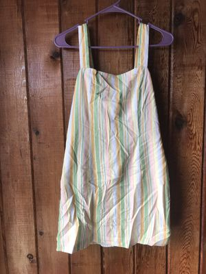 Forever 21 pastel overall jumper dress pinafore M for Sale in Clermont, FL