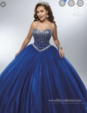 Quinceanera or prom dress for Sale in Hammond, IN