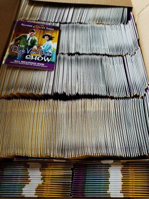 520 New DVDs Dick Van Dyke Show Classic TV Mary Tyler Moore Carl Reiner for Sale in Hallam, PA