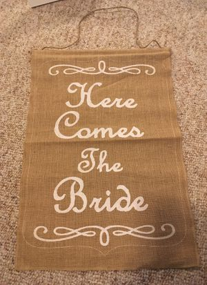 Wedding items— price reduced! for Sale in Boston, MA