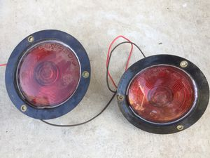 Peterson trailer lights for Sale in Fresno, CA