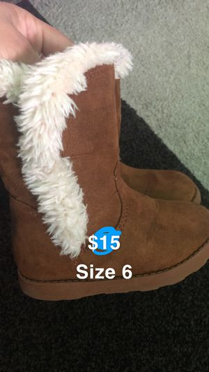 Toddler girls boots for Sale in Napa, CA