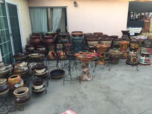We sell beautiful flower pots!🌷 for Sale in La Puente, CA