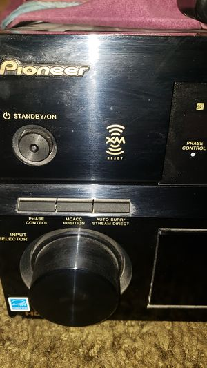 PIONEER RECEIVER WITH REMOTE for Sale in Mesa, AZ