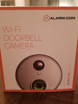 {url removed} Wi-Fi Doorbell Camera By SKYBELL for Sale in Fresno,  CA
