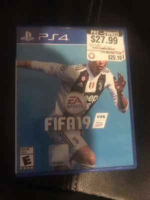 FIFA 19 for Sale in Fort McDowell, AZ