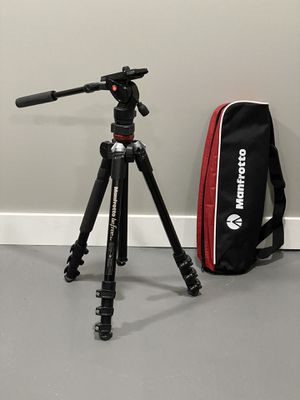 Manfrotto Be Free Travel Video Tripod for Sale in Portland, OR