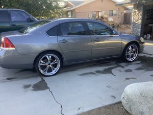 2006 Chevy impala LT v6 3.5 engine for Sale in Victorville, CA