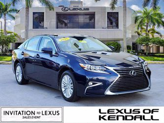 2017 Lexus Es for Sale in Miami,  FL