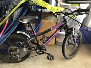 "Cannondale 20"" girls bike for Sale in Beaverton, OR"