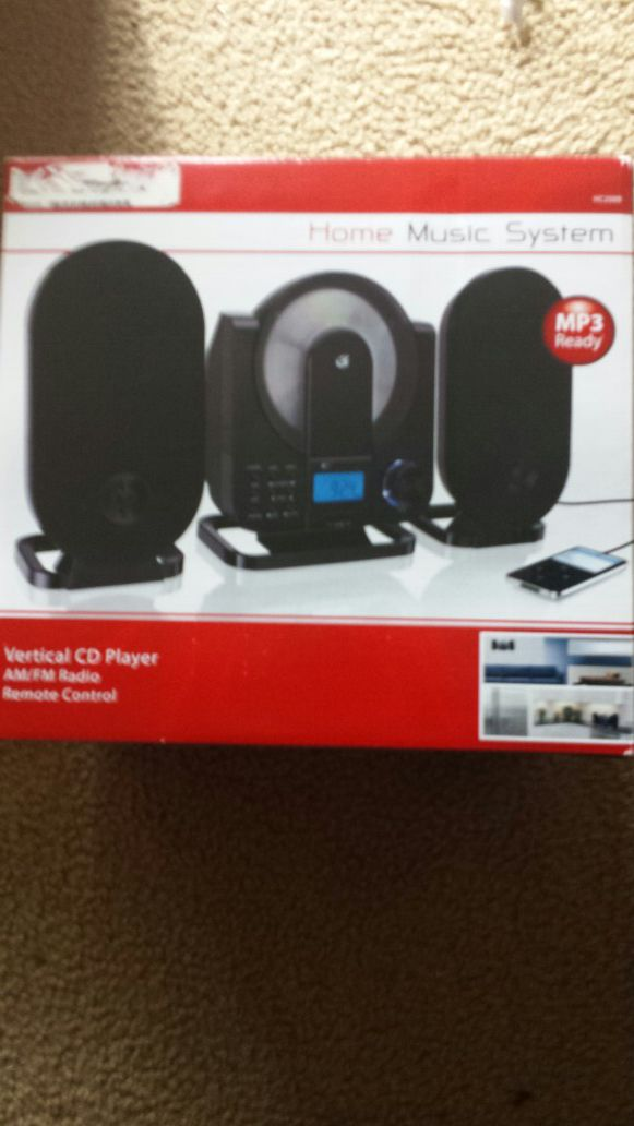 Table or Wall Mountable Speakers
