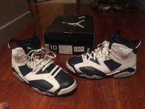 Jordan retro VII Olympics for Sale in Philadelphia, PA