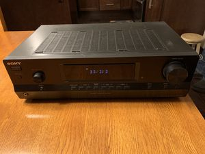 Sony Receiver for Sale in Stanwood, WA