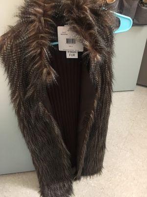 Fur vest for Sale in Bethesda, MD