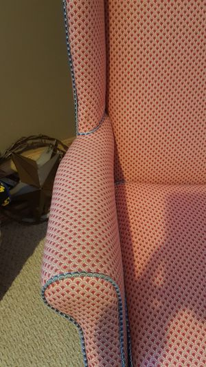 Antique wing back chair excellent condition for Sale in Inman, SC