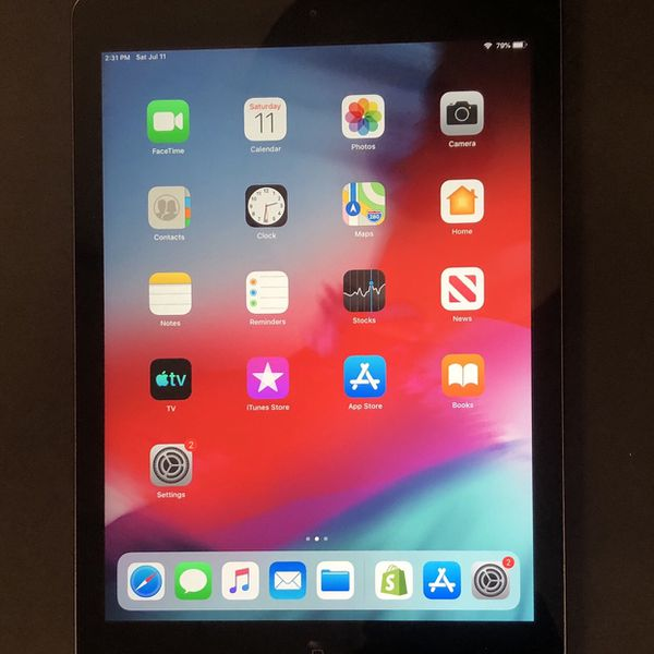 Apple iPad Air 1. 16GB. 30 Day Warranty