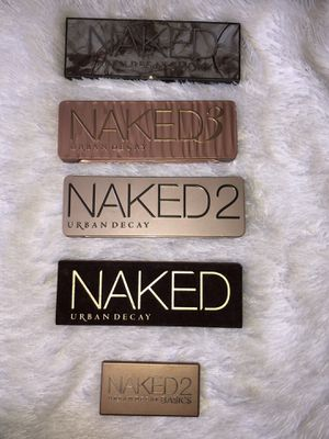 Urban decay Naked eyeshadow palettes for Sale in Huntington Park, CA