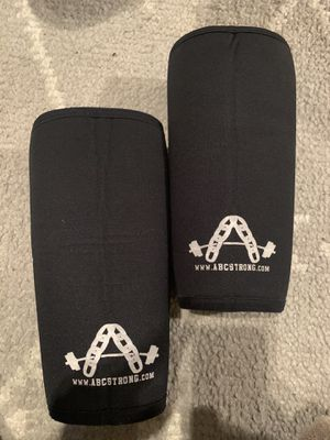 American Barbell Club knee sleeves for Sale in Chicago, IL