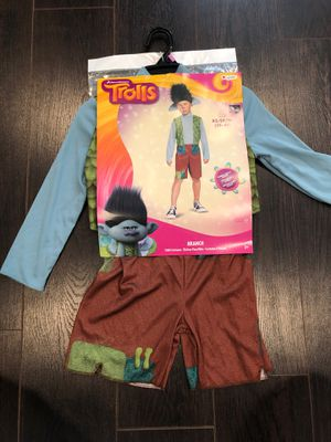 NEW BRANCH TROLLS TODDLER COSTUME for Sale in South Gate, CA