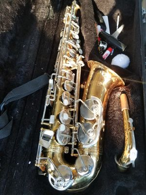 Jupiter e flat alto saxophone. Great condition. $350 or trade for trumpet. for Sale in Chandler, AZ