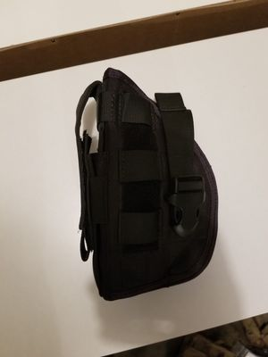 Black molle pistol pouch for Sale in Saint Robert, MO