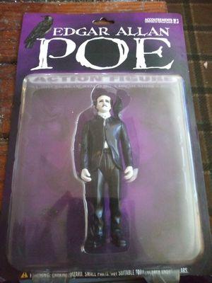 Edgar Allan Poe figure for Sale in Chicago, IL