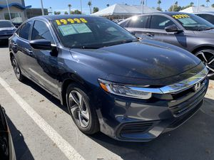 2019 Certified Honda Insight LX for Sale in Chandler, AZ