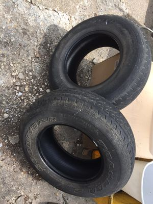 Used but very good tires for Sale in Oxon Hill, MD