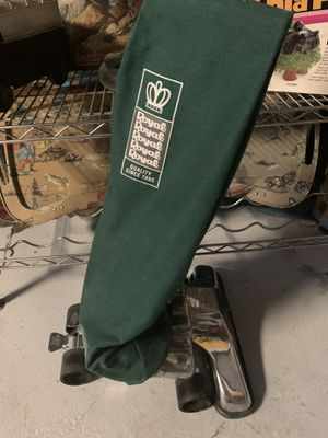 Royal Model 2000 Upright Bagged Metal Vacuum Cleaner- Works Perfect- Excellent Condition for Sale in Phoenix, AZ