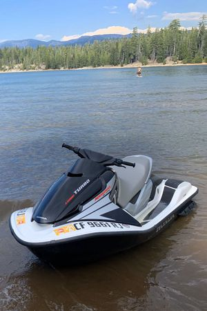 Jet ski Honda '07 aquatrax R-12X for Sale in San Francisco, CA