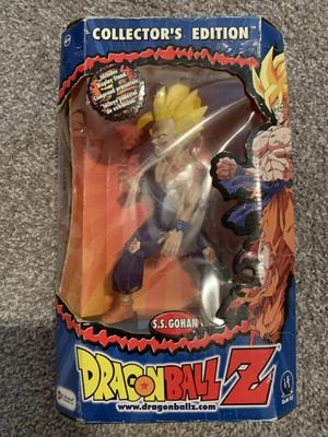 Dragon ball z ssj 2 gohan collectors figure for Sale in Tampa, FL