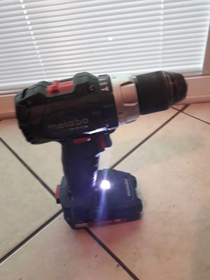 In great condition I paid 160 plus tax I lost the battery charger so I had to let it go the battery still charge hammer drill driver $45 for Sale in San Antonio, TX