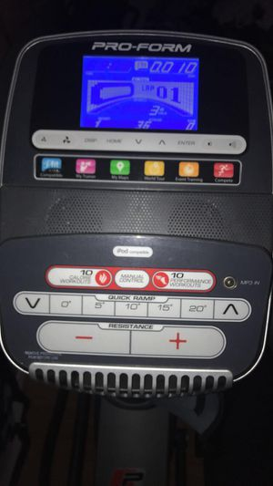 Elliptical pro form exercise equipment for Sale in Richmond, VA