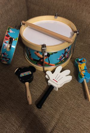 Mickey Mouse Club House music set. for Sale in Hialeah, FL