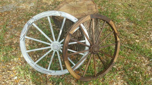 Wagon Rustic Wheels 4r Dec0ration Restaurant Sports Bar