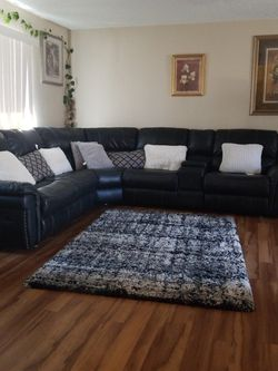 Recliner Leater Couches for Sale in Aurora,  CO