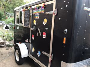Enclosed trailer, Camper, Shaved Ice trailer or a Food Trailer for Sale in Memphis, TN