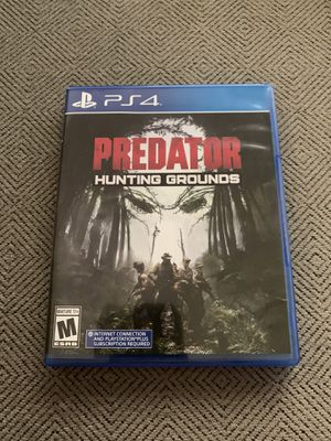 PS4 Predator Hunting Grounds - Like New for Sale in Lutz, FL