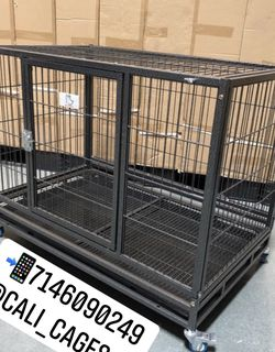 Dog Pet Cage Training Kennel Size 37 Medium New In Box 📦 for Sale in Ontario,  CA