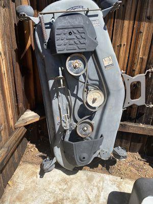 Mower attachment for Husqvarna tractor for Sale in Hesperia, CA